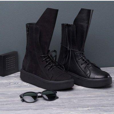 №59=✦Ronnon Style✦-Кожаная обувь для всей семьи◄╝ — Зимняя обувь женская — Для женщин