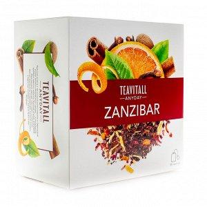 """Чайный напиток TeaVitall Anyday """"Zanzibar"""""""
