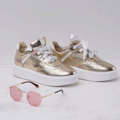 №59=✦Ronnon Style✦-Кожаная обувь для всей семьи◄╝ — Демисезонная обувь женская — Для женщин