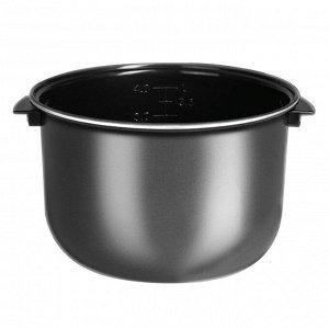 Чаша для мультиварки REDMOND RB-C518 (RMC-M35), Темно-серый