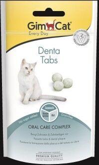 """GIMCAT Витамины для кошек для ухода за полостью рта """"Дента Табс"""" 40 г"""