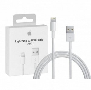 Оригинальный Apple Lightning to USB Cable 2m