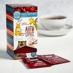 Чай зелёный «Антистресс»: с ароматом вишни и жасмина, 25 пакетиков