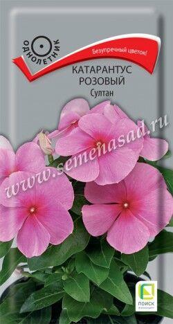 Катарантус розовый Султан ЦП