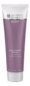 Body Contour Booster Термоактивный гель для интенсивного антицеллюлитного ухода за кожей  JANSSEN