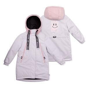 101002/1 (розовый) Куртка для девочки