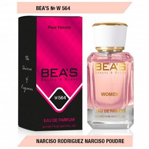 Beas W564 Narciso Rodriguez Poudree Women edp 50 ml