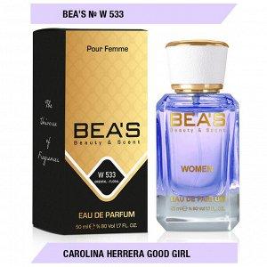 Beas W533 Carolina Herrera Good Girl Women edp 50 ml