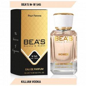 Beas W545 Kilian Vodka On The Rocks Women edp 50 ml