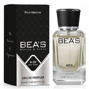 Beas M209 C Allure Sport Men edp 50 ml