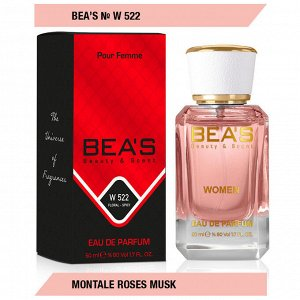Beas W522 Montale Roses Musk Women edp 50 ml