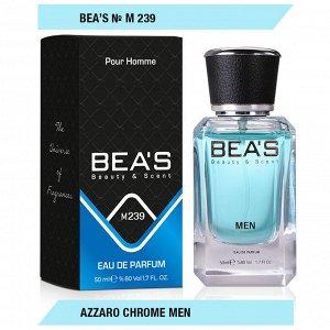 Beas M239 Azzaro Chrome Men edp 50 ml
