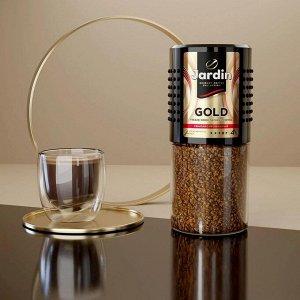 Кофе Jardin Gold растворимый сублимированный, ст/б 95 гр