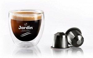Кофе Жардин Ристретто в капсулах молотый прем/с. 5г*10шт