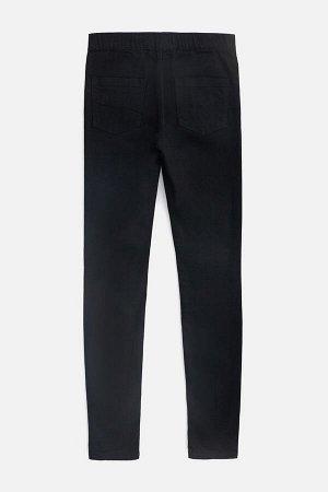 Брюки джинсовые жен. VEGHEL1_AW20 черный