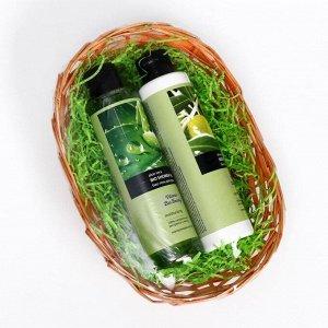 Подарочный набор Vitamin Bio Beauty: био-гель для душа, 250 мл + био-крем для тела, 250 мл