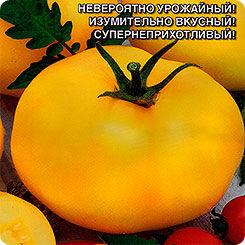 Томат Микадо Золотой ЦП
