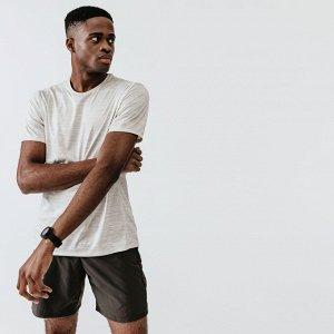 Футболка для бега мужская run dry+ kalenji