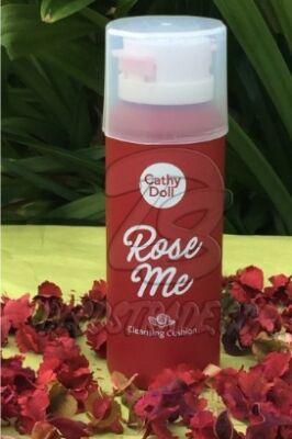 "Мусс д/умывания с Розовой Водой ""Rose Me"" CATHY DOLL"