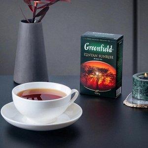 Черный чай листовой Greenfield Kenyan Sunrise, 100 г