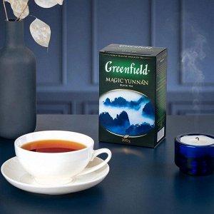 Черный чай листовой Greenfield Magic Yunnan, 100 г