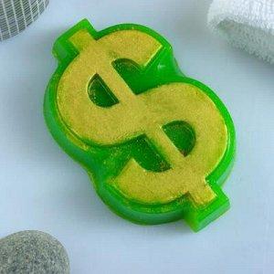 "Фигурное мыло ""Доллар"" 80гр"