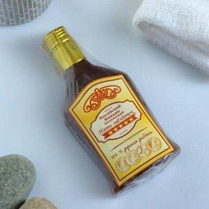 "Фигурное мыло ""Бутылка коньяка №2 2Д"" 90гр"
