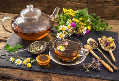 Шикарный чай от TeaPoint — Травяные сборы — Чай