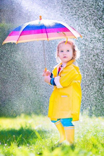 Самые необходимые, самые любимые — детские игрушки в наличии — Зонтики, дождевики — Унисекс