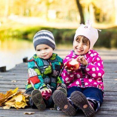 Самые необходимые, самые любимые — детские игрушки в наличии — Верхняя одежда для девочек — Верхняя одежда