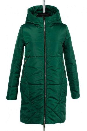 04-2699 Куртка демисезонная (Синтепон 200) Плащевка зеленый
