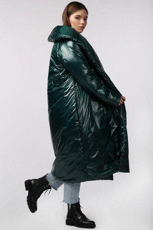 04-2708 Куртка демисезонная (термофин 150) Плащевка темно-зеленый