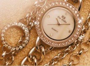 Часы женские с браслетом