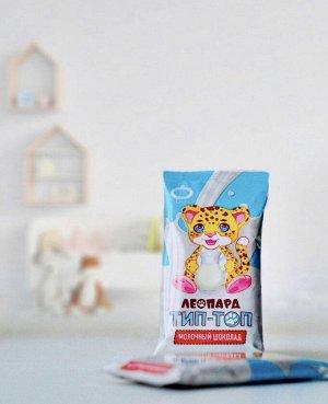 Шоколад молочный Леопард Тип-Топ