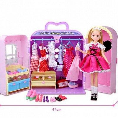 Детский мир: одежда, обувь, аксессуары, игрушки, творчество — Куколки и пупсы — Куклы и аксессуары