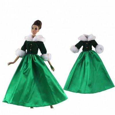 Детский мир: одежда, обувь, аксессуары, игрушки, творчество — Бальные, свадебные и простые платья для кукол 29 см