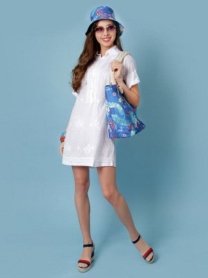 Платье 100% хлопок, FABRETTI, GT004-1