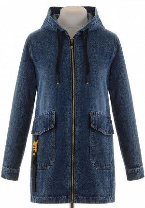 Джинсовая куртка JQ-8689
