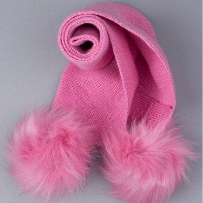 ТМ *РусБубон*. Шапочек много не бывает — Детские шарфы — Платки, шарфы и шали