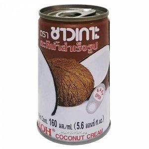Кокосовое молоко CHAOKOH 17-19%, 160 мл ж/б