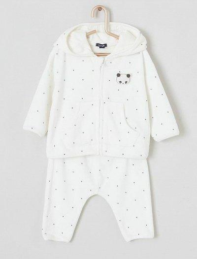 Одежда из Франции для всей семьи — Малыши. Комплекты, боди/песочники