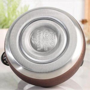 Чайник со свистком «Бархат», 3 л