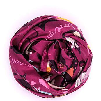 Ростовская финифть для ценителей эксклюзива — Легкие палантины и шарфики — Палантины и шали