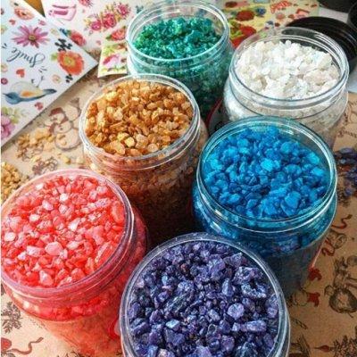 Romanoff!Скрабы,крем-баттеры и море ароматов в одной покупке — Соль для ванн — Пены и соли для ванны