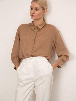 Однотонная рубашка B2480/riley