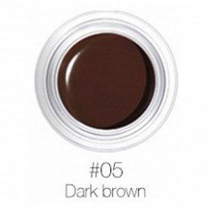 Гель для бровей O.TWO.O Eye Brow № 5 6 g