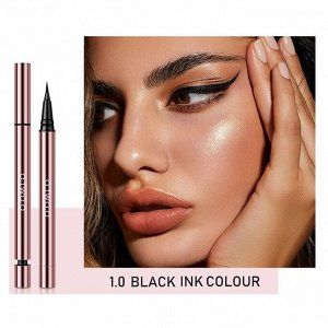 Подводка O.TWO.O Ink Color Waterproof Eyeliner Pen № 1 Black 0.8 g