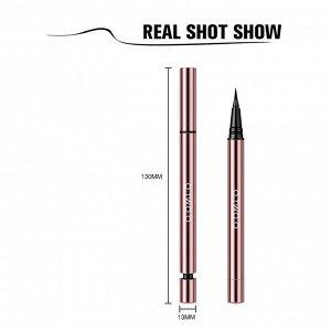 Подводка O.TWO.O Ink Color Waterproof Eyeliner Pen № 2 Brown 0.8 g