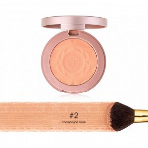 Румяна O.TWO.O Powder Blush № 2  6 g