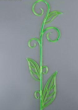 Держатель для орхидеи h=60, цвет МИКС